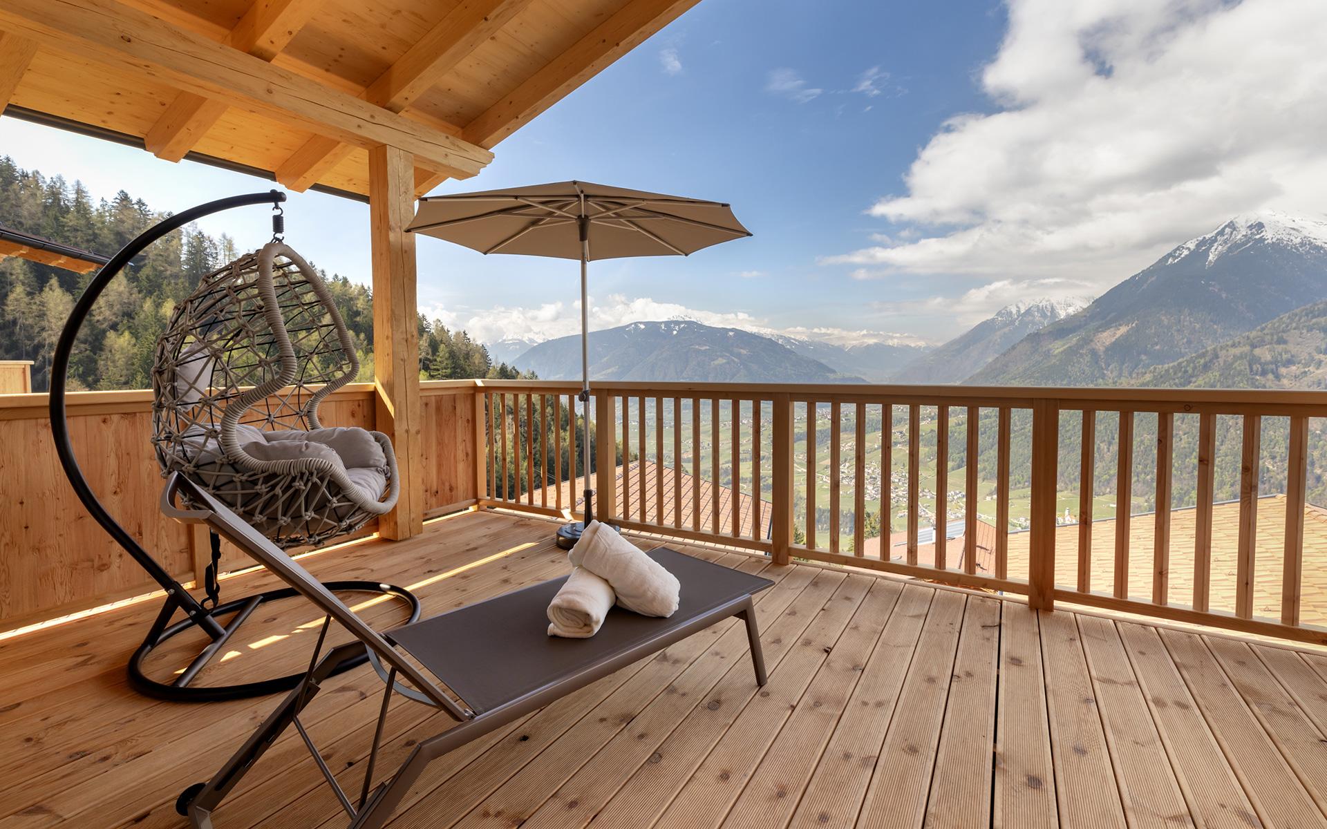 Luxus Chalet Südtirol: Chaletdorf Schenna   Mountain Village Hasenegg